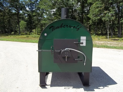 Timberwolf Model 5000 - Wood Furnace