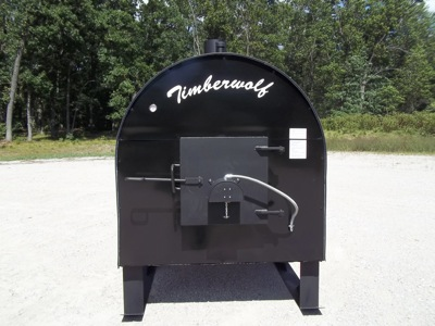 Timberwolf Model 7000 - Wood Furnace