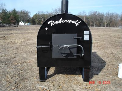 Wood Furnace - Finished Product